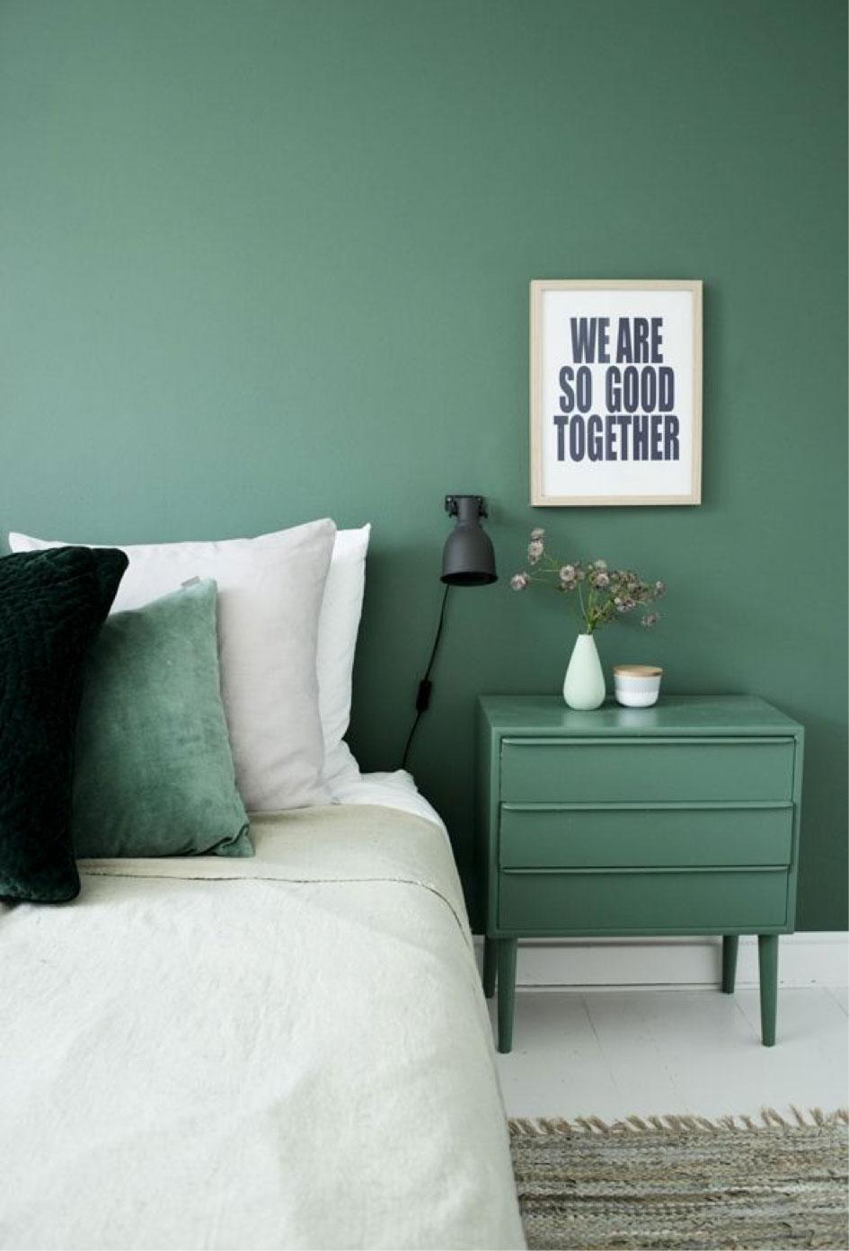 Soveroms inspirasjon til deg som skal puysse opp soverommet- happy homes