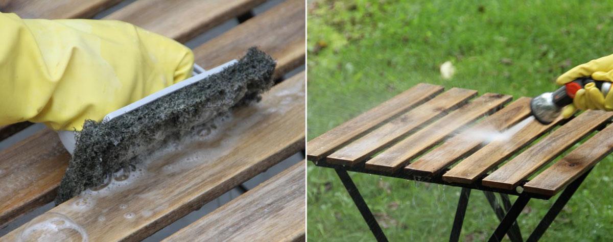 Male cafebord-vask først
