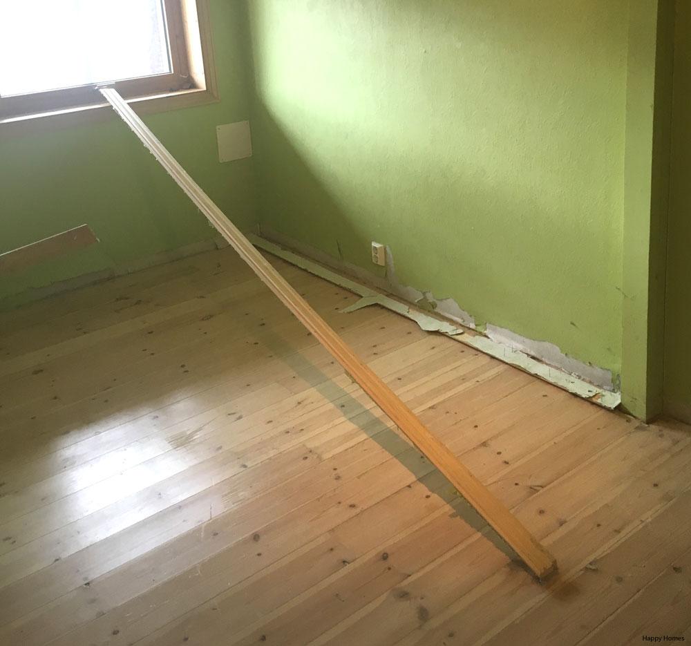 Hvordan avrette gulv