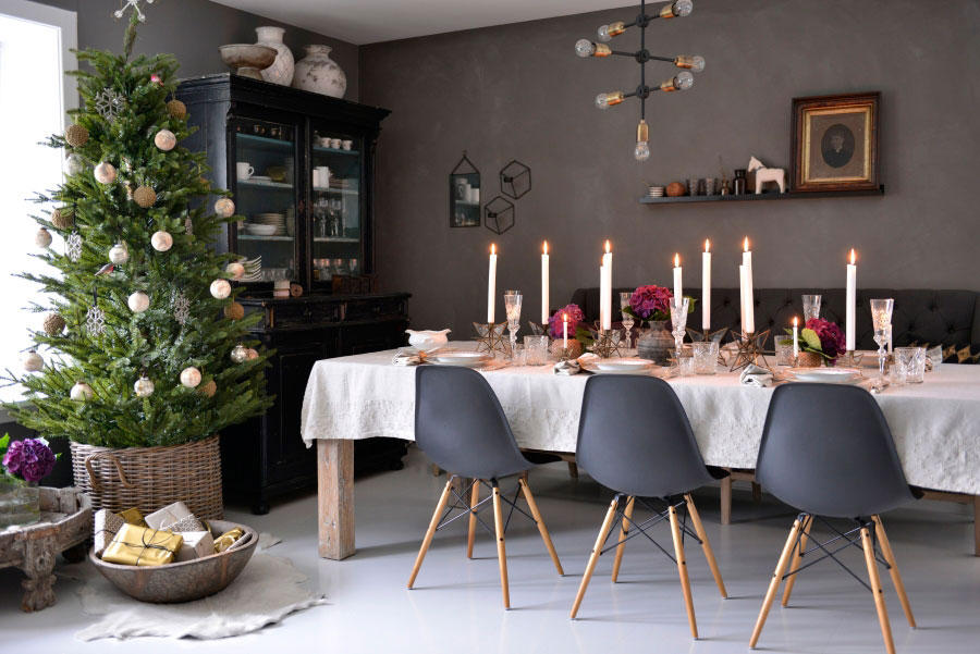 Inspirasjon jul-happy homes