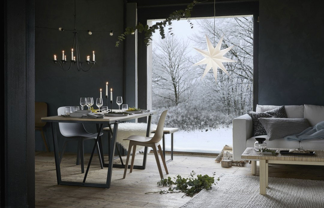 Inspirasjon jul happy homes