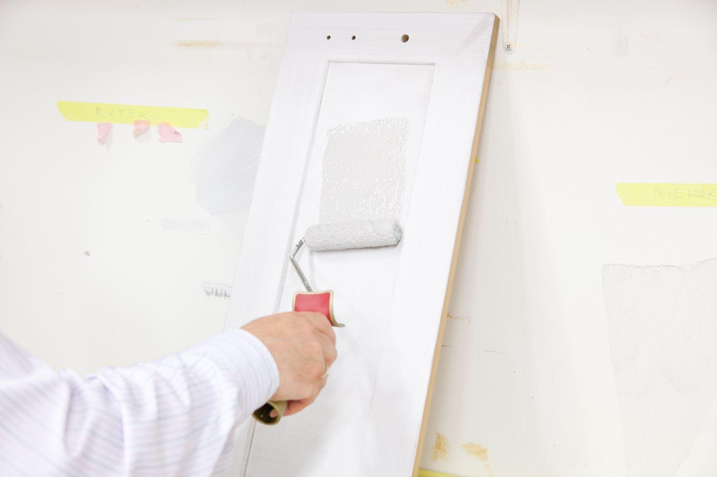 Hvordan male kjøkkeninnredningen- happy homes