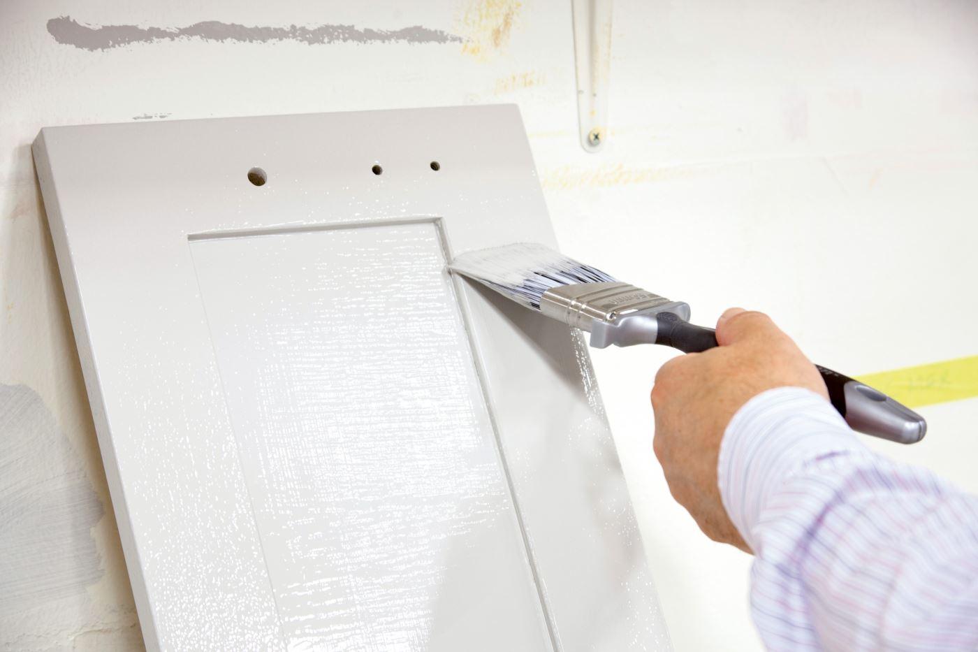 Hvordan male kjøkkeninnredning- happy homes