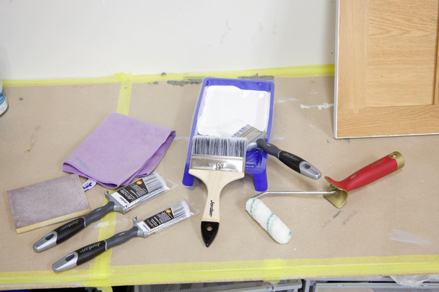 Hvordan male kjøkkeninnredningen-happy homes