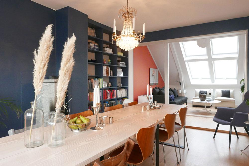 Hvordan få en ryddig stue-happy homes