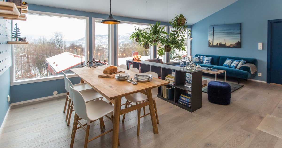 Picture of: Hvordan Innrede Stuen Happy Homes Norge
