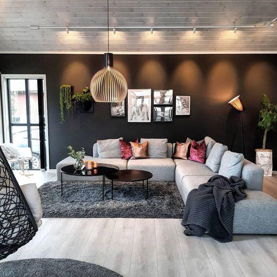 Hvordan innrede stuen- happy homes