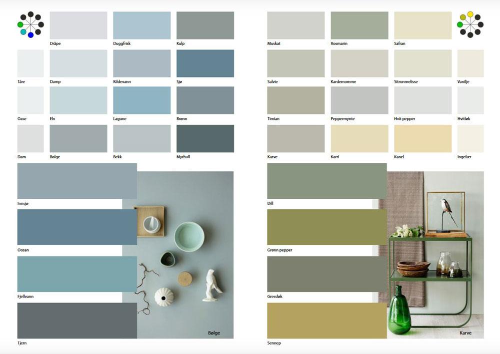 Happy Homes fargekart