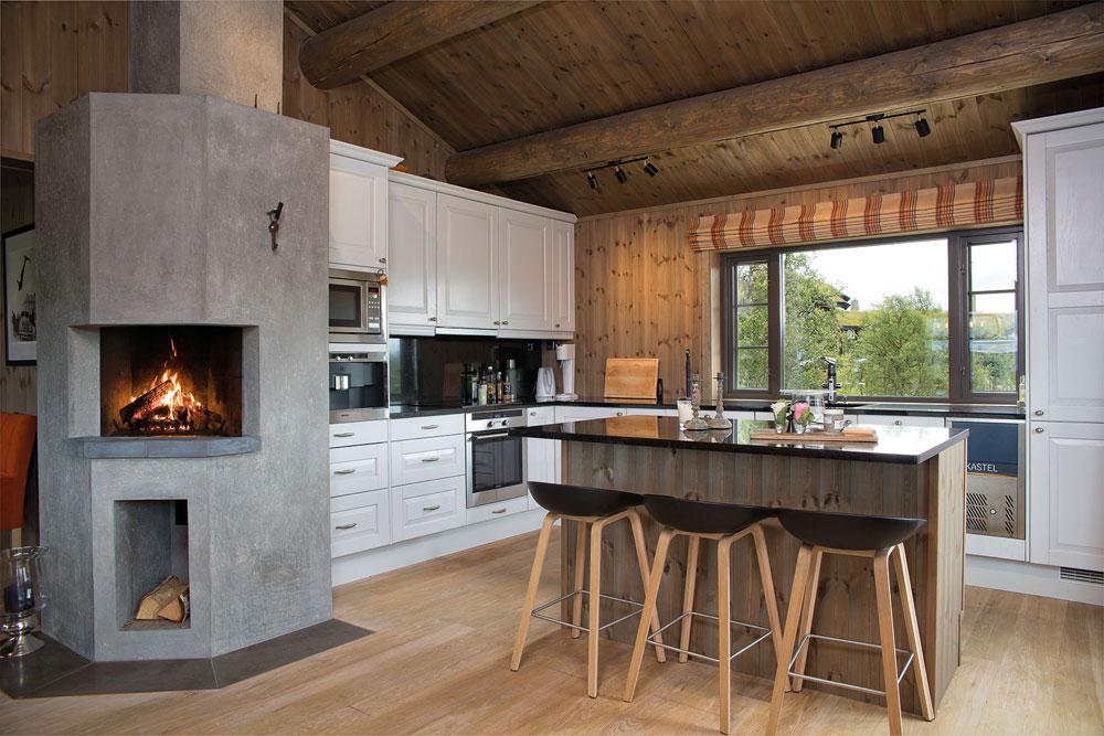 Inspirasjon hytte- happy homes