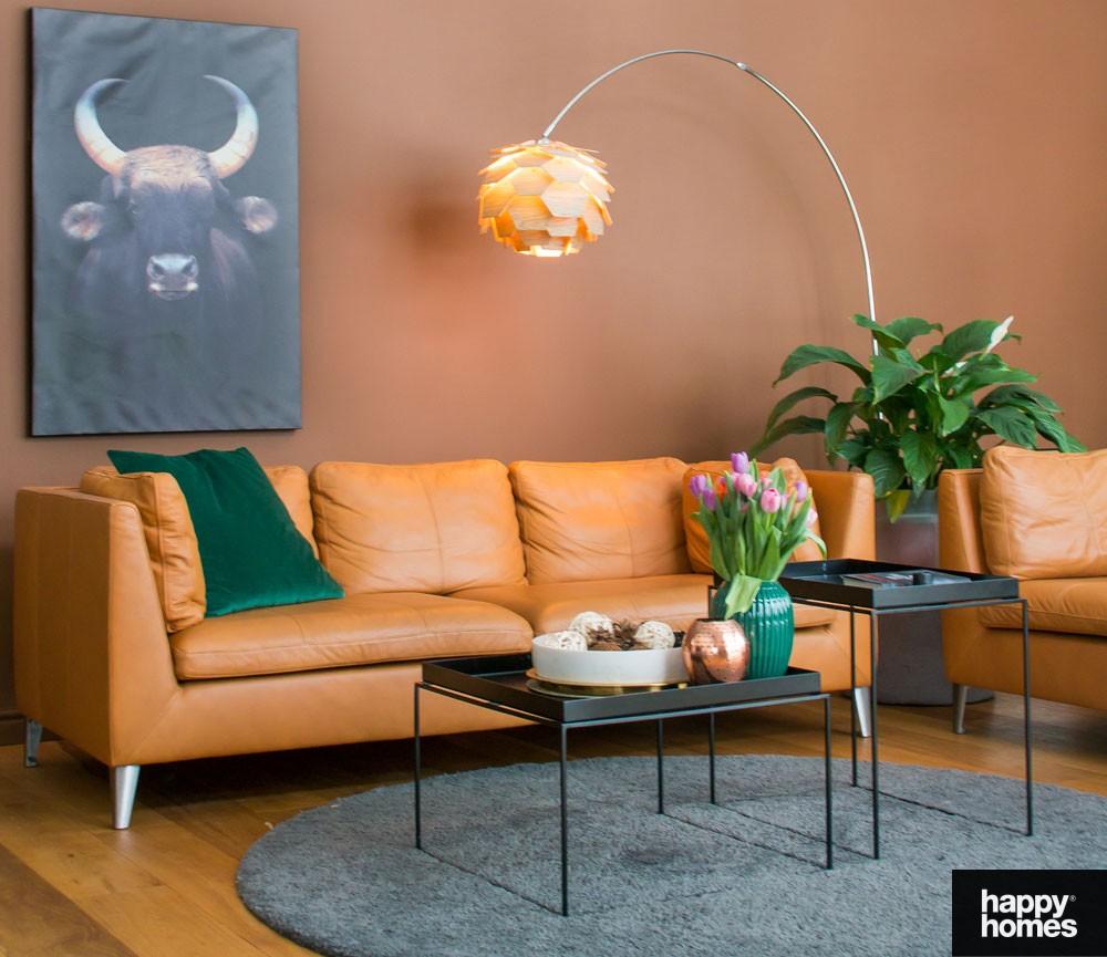 Stue dekorasjon interiør med Happy HOmes